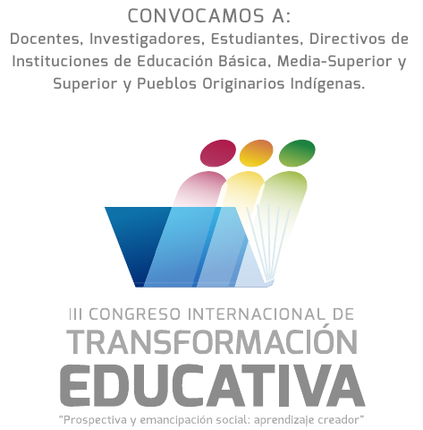 III Congreso Internacional de Transformación Educativa